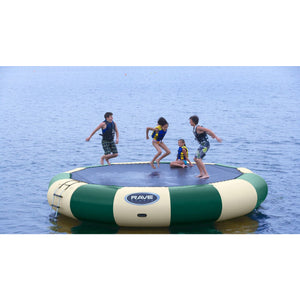RAVE Sports Bongo 20 Northwoods for sale water trampolines