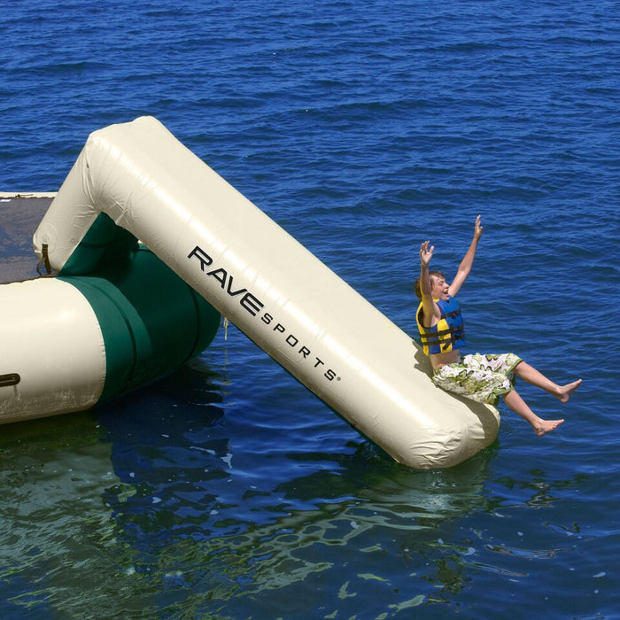 RAVE Sports Aqua Slide Northwoods water trampoline attachment for sale