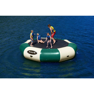 RAVE Sports Bongo 15 Northwoods water trampoline for sale