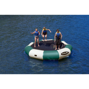 RAVE Sports Bongo 13 Northwoods water trampoline for sale
