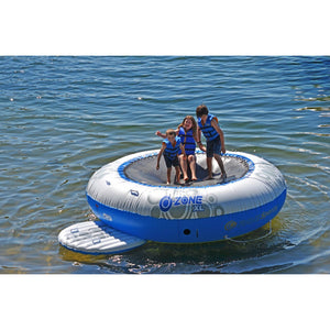 RAVE Sports O-Zone XL water trampoline for sale