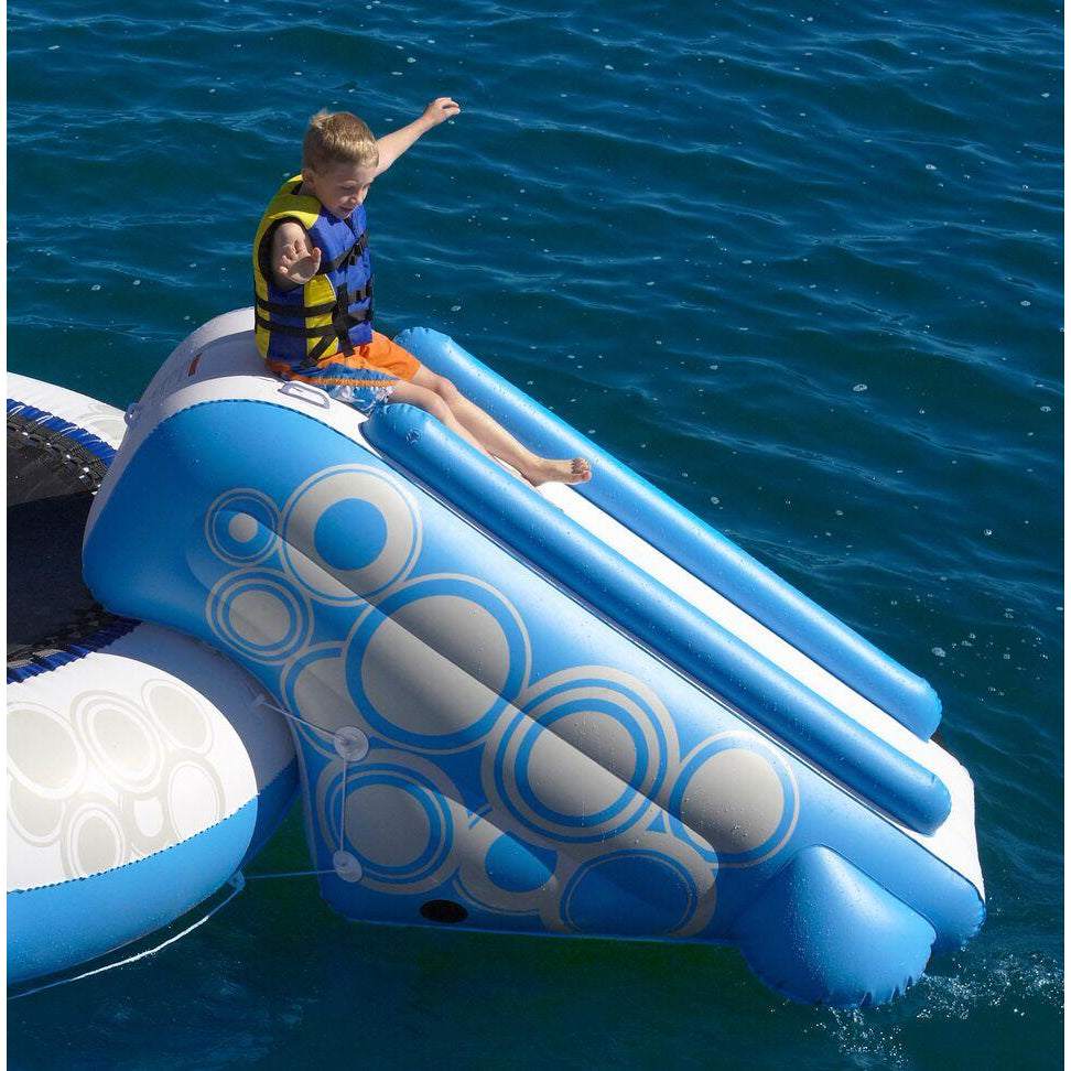 RAVE Sports O-Zone Slide water trampoline for sale