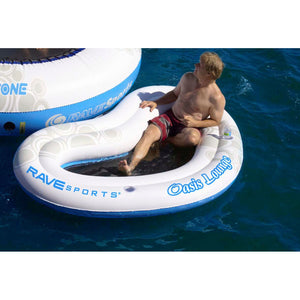RAVE Sports O-Zone Oasis Lounge Water Trampoline For Sale Best Price Online