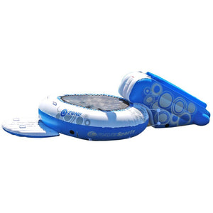 RAVE Sports O-Zone Plus water trampoline for sale