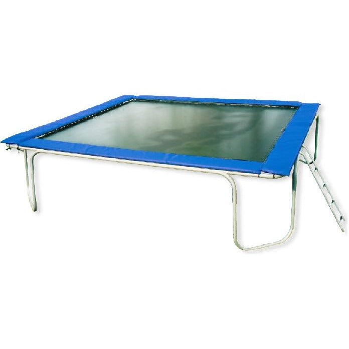 Texas Trampolines Giant 15ft x 15ft Square Trampoline for sale online