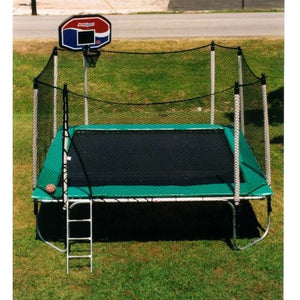 Texas Trampoline Giant 15ft x 15ft Square Trampoline for sale online