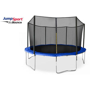 JumpSport 14FT SkyBounce with Net Enclosure for sale online