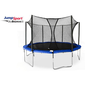 JumpSport 14FT SkyBounce-ES with Net Enclosure for sale online