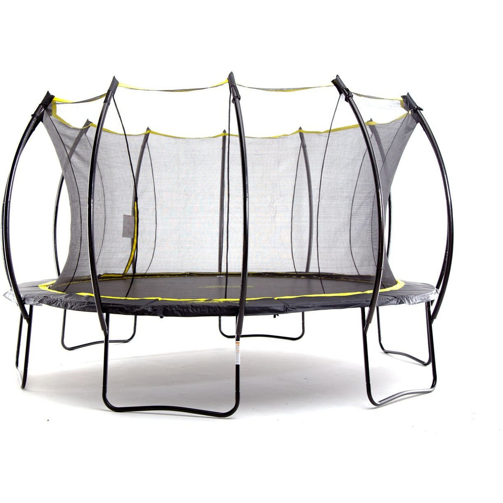 """SkyBound 12ft Stratos Trampoline With """"Top Ring"""" Enclosure"""