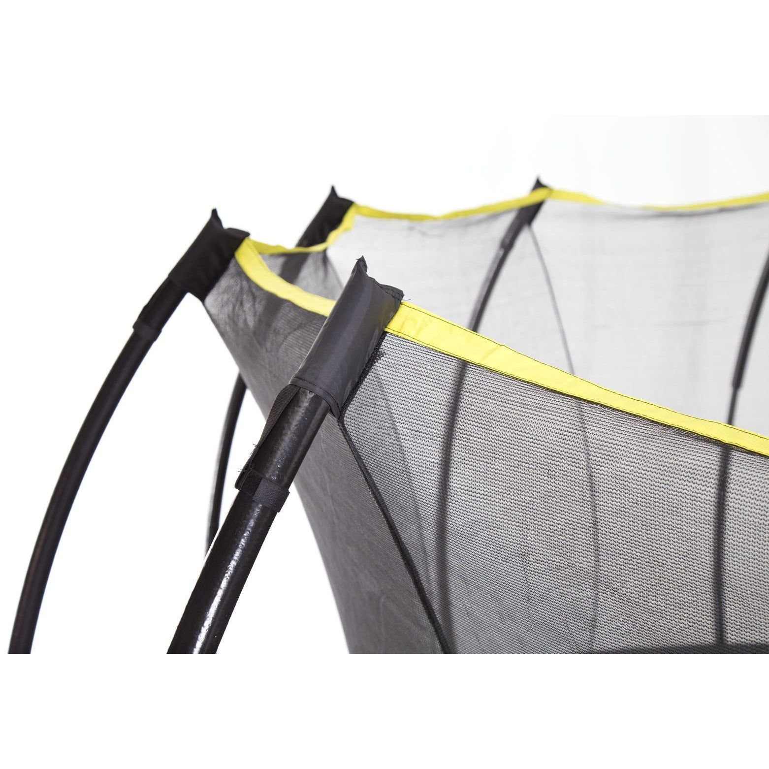 """SkyBound 15ft Stratos Trampoline With """"Top Ring"""" Enclosure"""