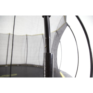 "SkyBound ""Stratos"" 15 ft Trampoline with Full Safety Net Enclosure System"