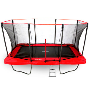 SkyBound Horizon 11ft x 18ft Rectangle Trampoline for sale online