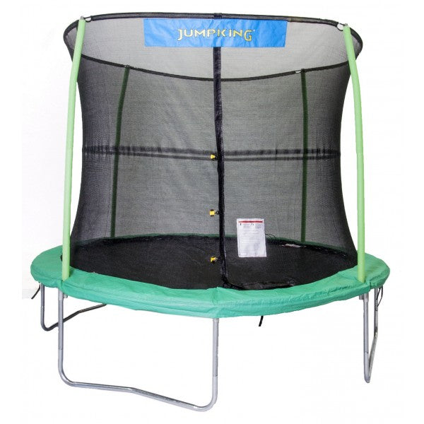 JumpKing 10ft Trampoline with Net Enclosure trampoline for sale