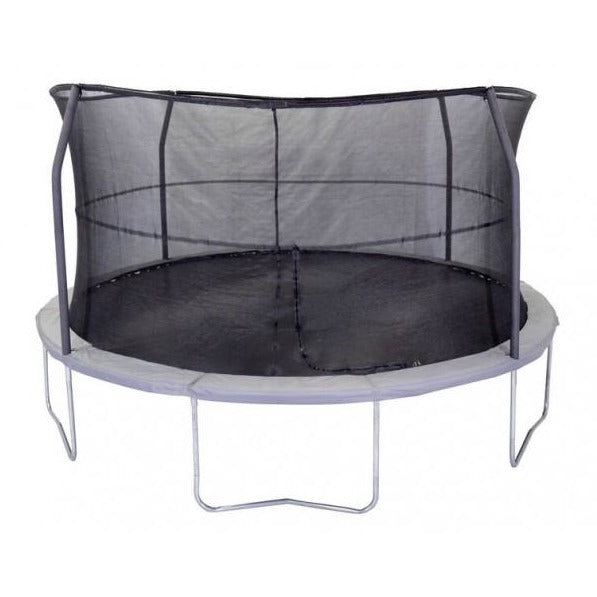 JumpKing 15ft Trampoline with Net Enclosure