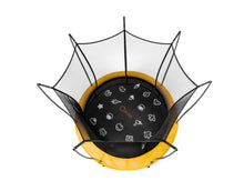 Vuly 12.5ft Lift Large Trampoline with Net Enclosure for sale online