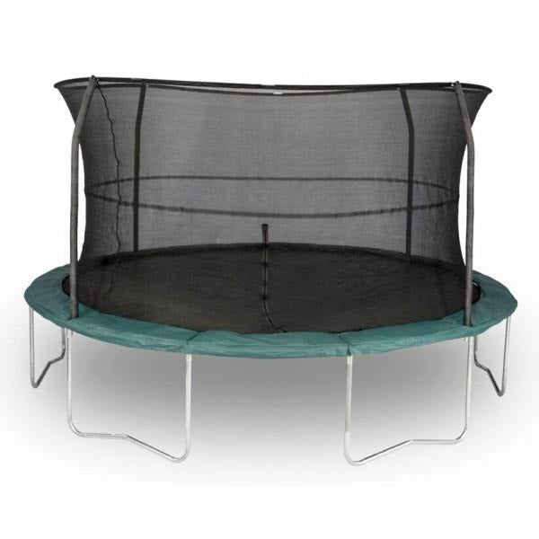JumpKing 14ft Orbounder Trampoline with Net Enclosure