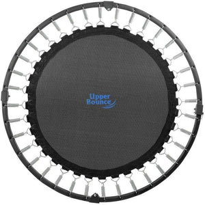 "Upper Bounce 36"" Mini 2 Fold Rebounder Trampoline with Carry-on Bag Included"