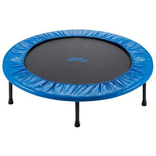"Upper Bounce 40"" Mini 2 Fold Rebounder Trampoline with Carry-on Bag Included"