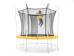 Vuly 10ft Lift Medium Trampoline with Net Enclosure for sale online