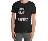 Pack Heat Smoke Repeat Graphic | T-Shirt