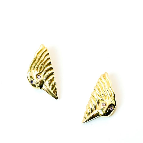 Gemini Twin Earrings
