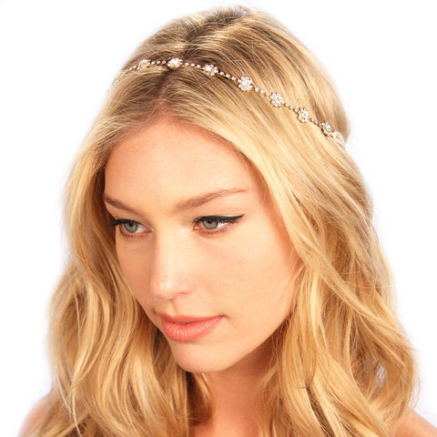 Dainty Floret Headpiece