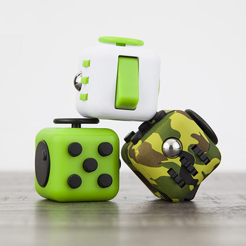 Fidget Cube - Original Camo Colour Color