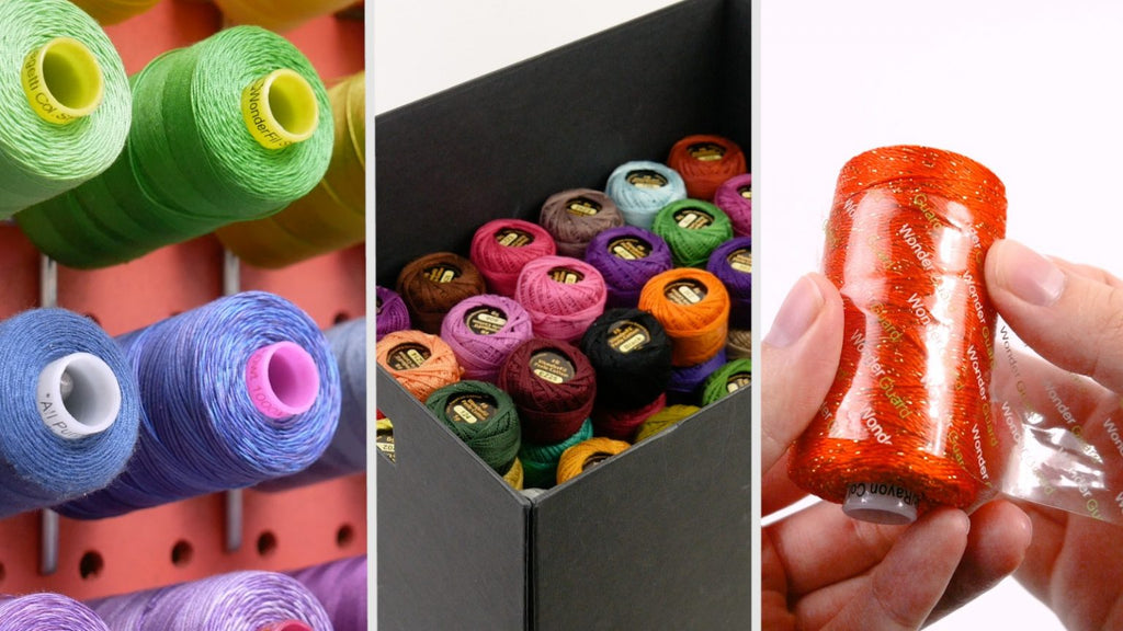 Best Practices to Store Your Sewing Thread
