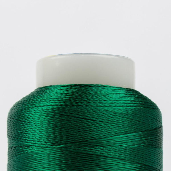 AC100 - Accent 12wt Rayon Evergreen Thread - wonderfil-online-eu