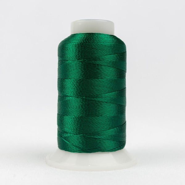 Accent 12wt/2ply Rayon Evergreen