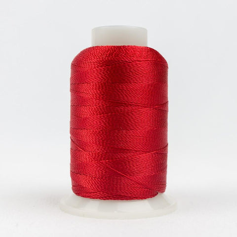 Accent 12wt/2ply Rayon Tomato red
