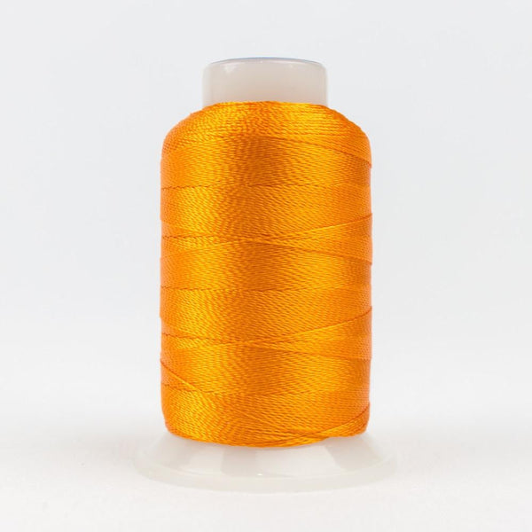 AC2108 - Accent 12wt Rayon Pumpkin Thread - wonderfil-online-eu