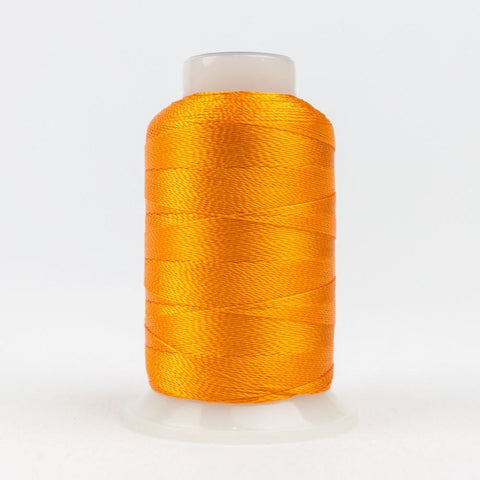 Accent 12wt/2ply Rayon Pumpkin