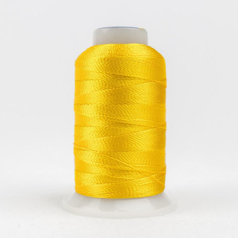 Accent 12wt/2ply Rayon Yellow