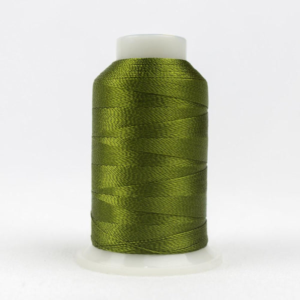 AC2235 - Accent 12wt Rayon Avocado Thread - wonderfil-online-eu