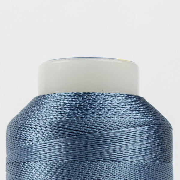 AC3115 - Accent 12wt Rayon Sterling Blue Thread - wonderfil-online-eu