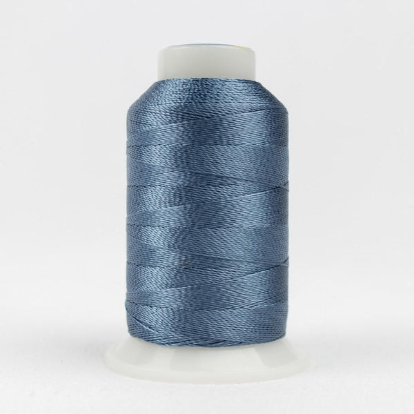 Accent 12wt/2ply Rayon Sterling blue