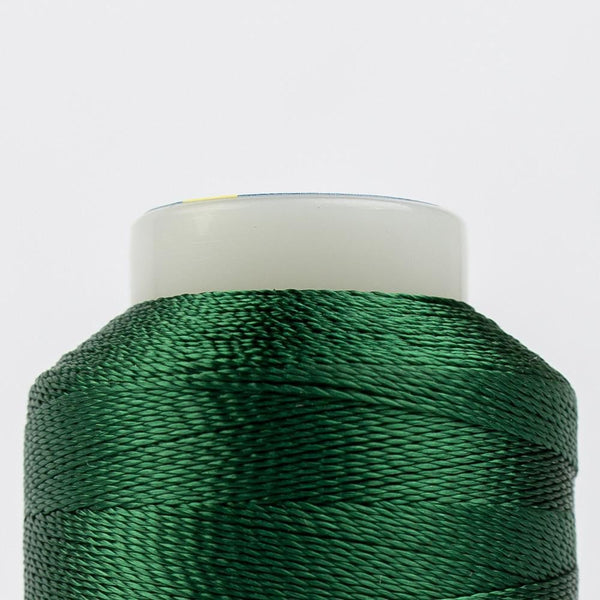 AC4158 - Accent 12wt Rayon Deep Green Thread - wonderfil-online-eu