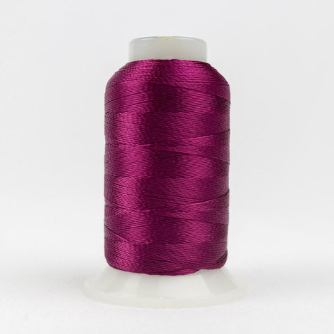 Accent 12wt/2ply Rayon Raspberry
