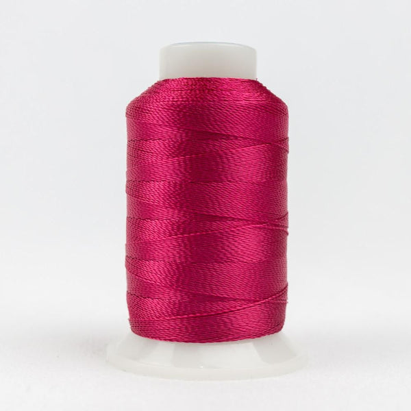 AC43 - Accent 12wt Rayon Crimson Thread - wonderfil-online-eu