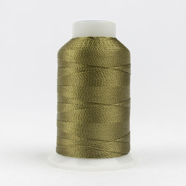 AC6135 - Accent 12wt Rayon Sage Green Thread - wonderfil-online-eu