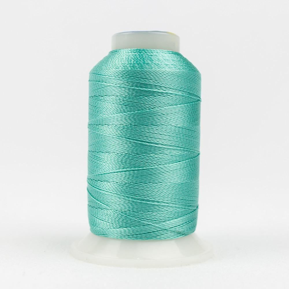 AC944 - Accent 12wt Rayon Aqua Thread - wonderfil-online-eu