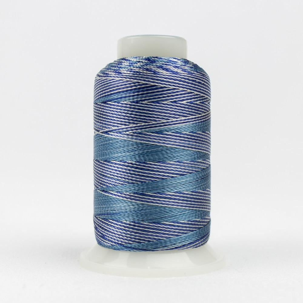 ACM05 - Accent 12wt Rayon Denim Thread - wonderfil-online-eu