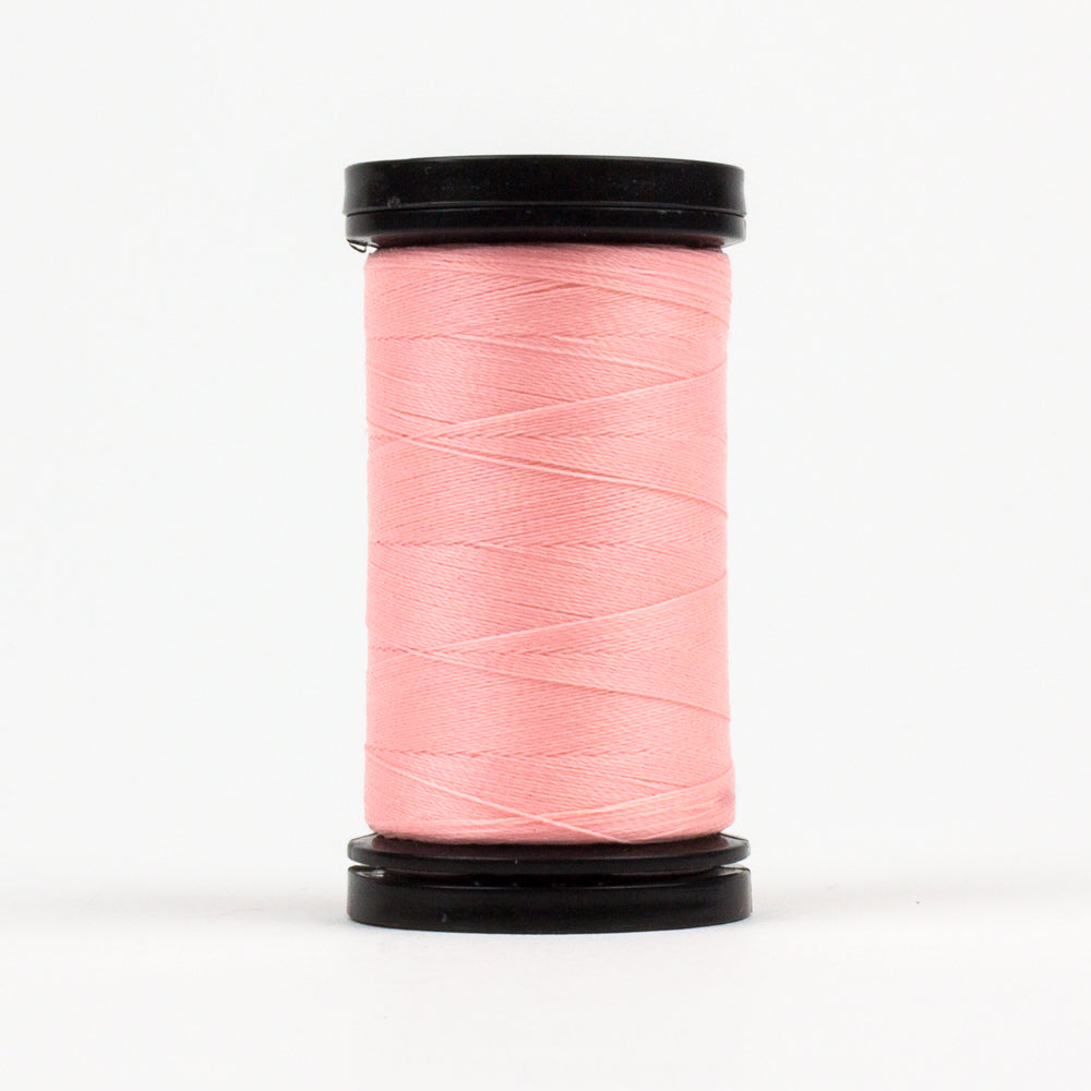 AR06 - Ahrora 40wt Glow in the Dark Polyester Impatiens Pink Thread - wonderfil-online-eu