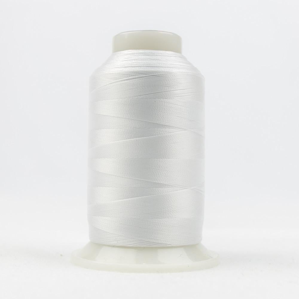 DB104 - All Purpose Cotton Polyester White Thread - wonderfil-online-eu