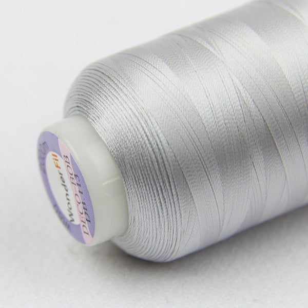 DB113 - All Purpose Cotton Polyester Dove Grey Thread - wonderfil-online-eu