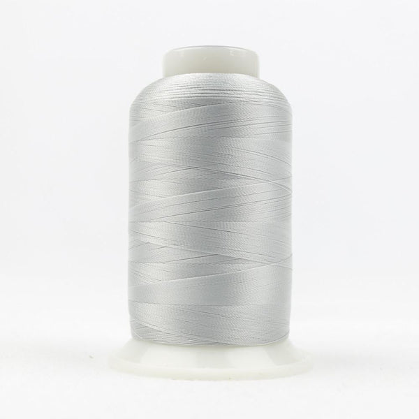 DecoBob 80wt/2ply Cottonized Polyester Dove Grey thread