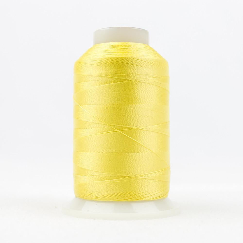 DB118 - All Purpose Cotton Polyester Soft Yellow Thread - wonderfil-online-eu