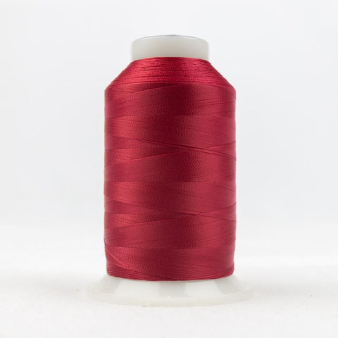 DecoBob 80wt/2ply Cottonized Polyester Raspberry thread