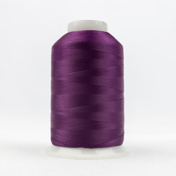 DecoBob 80wt/2ply Cottonized Polyester Soft purple thread